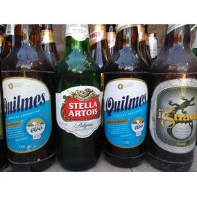 Envases De Cerveza De Litro Varias Marcas Sin Cajon