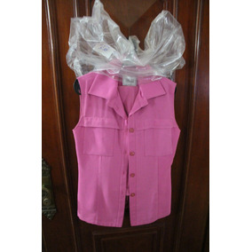 = Roupa Lote 535 Mulher Terninho Curto Truss 42 Rosa Pink Co