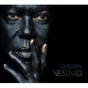 Cd Djavan - Vesúvio (2018) Lacrado