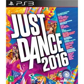 Game Just Dance 2016 Ps3 Jogo Em Mídia Física Nfe