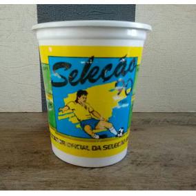 Copo Pepsi Seleção Copa Do Mundo 1990 Zaga
