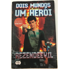 Livros Dois Mundos Um Herói - Rezendeevil
