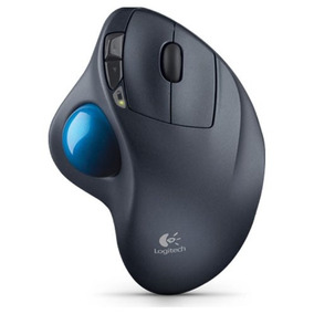 Mouse Logitech Trackball M570 Wireless Laser Usb