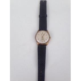 72e53ab78b0 Relógio Suiço Antigo Ouro - Relógios no Mercado Livre Brasil