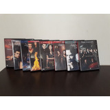 Dvd Diario De Um Vampiro 1ª A 8ª Temp (dub E Leg) + Brinde