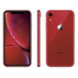 iPhone Xr 64gb Novo Lacrado Com 1 Ano De Garantia + Nfe