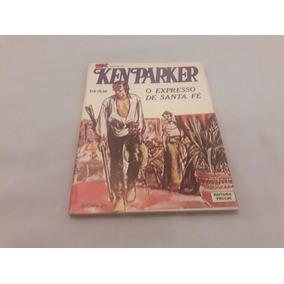 Gibi Ken Parker Nº 18 - Editora Vecchi - Abril 1980