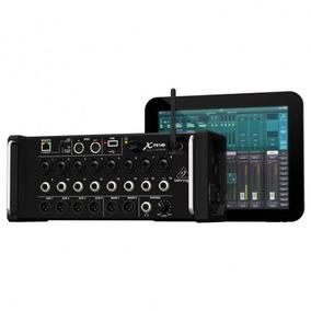 Mesa Som Digital Behringer Xr18air Mixer Importada