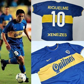 Camiseta Boca Campeon En Japon 2000 La De Roman
