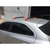 Rack Para Teto De Carro De Ventosa + Elastico