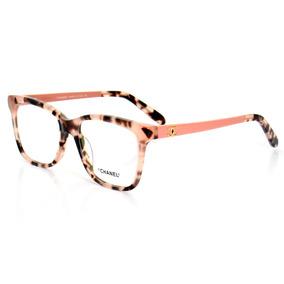 Armação Oculos De Grau Chanel Quadrada X3272 Frete Grátis 7067751117