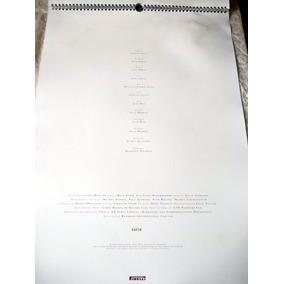 Calendário Pirelli Ano 2000 Anne Leibowitz