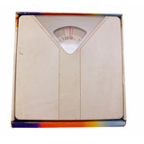 Balança Analogica Salter 479 120kg Branca Mecanica A8806