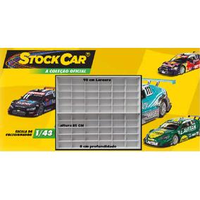 Expositor Prateleira Estante Carros Escala 1/43 Stock Car