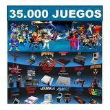 Emuladores Videojuegos Para Pc Nintendo Snes N64 Sega Arcade