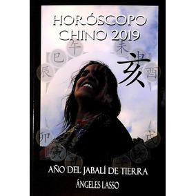 Horoscopo Chino 2019 / Angeles Lasso / Año Del Jabalí