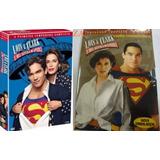 Box Original : Lois & Clark - 1ª + 4ª Temporada 12 Dvd