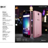 Telefono Celular Marca Blu Studio G2 Hd