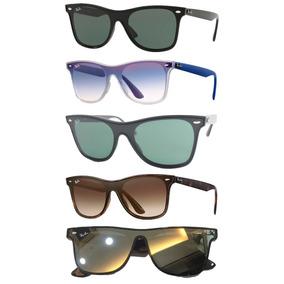 Oculos Ray Ban Blaze Masculino De Sol Wayfarer - Óculos no Mercado ... f9be636773