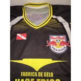 Camisa Red Bull Brasil Futebol - Futebol no Mercado Livre Brasil 9ca2ff971a7