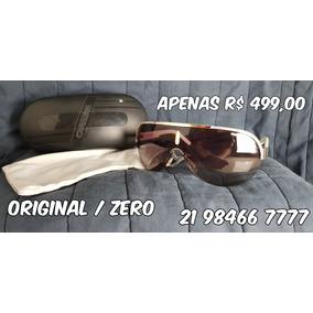 761564fe662b2 Oculos Carrera Branco Com Dourado De Sol - Óculos no Mercado Livre ...