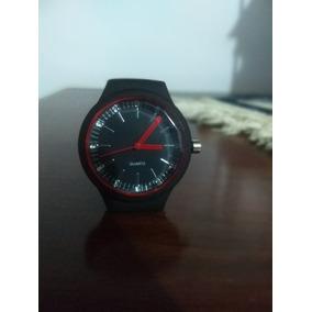 aa9237c0908 Relogio Quartz Pulseira De Silicone - Joias e Relógios con Mercado ...