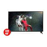 Exi-k Lg Tv 49 123cm Lg 49uk6300 4k-uhd Internet Lg 880609