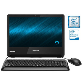 All In One Master A2100 Core I5 7200u 8gb 500gb 18.5 Led