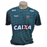 31f8e7be9f Camisa Do Atlético Mineiro Listrada Treino Nova 2019 Barato