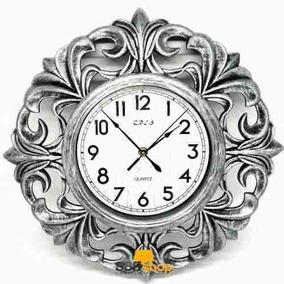1ea433caee4 Relógio De Parede Decorativo Estilo Vintage Tamanho Grande ...