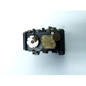 Termico 600v 50v Ca Con Regulador 6 - 12 Amp 12763