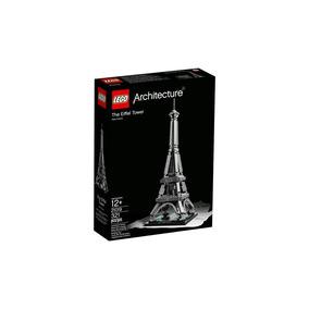 Lego Architecture - Torre Eiffel - Código 21019