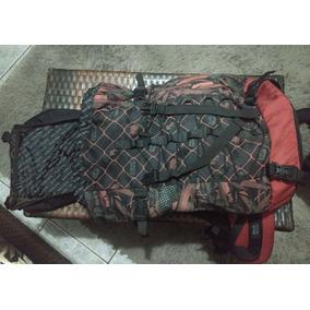 Mochila Para Camping, Trilha, Red Nose Original