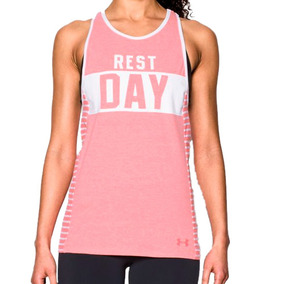 Tank Top Atletica Rest Day Mujer Under Armour Full Ua2562