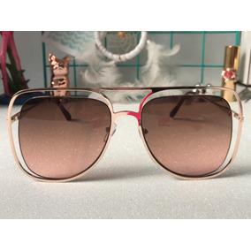 Oculos De Sol Feminino Estilo Gatinho Espelhado - Óculos no Mercado ... fd5ecb1c25