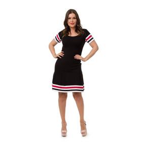 0f635a7d4 Vestido Colrgisl - Vestidos Curtos Femininas Preto no Mercado Livre ...