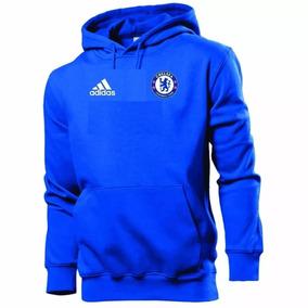 Blusa De Frio Moletom Chelsea Time Futebol Moleton Estampad