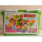 Duravit Canasta Con Frutas Y Verduras!