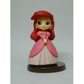 Princesa Ariel Vestido Rosa