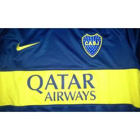 371719e9ee Nueva Camiseta De Boca 2018 - Camisetas de Clubes Nacionales Adultos ...