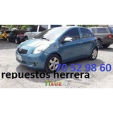 Repuestos Toyota Yaris Hatchback