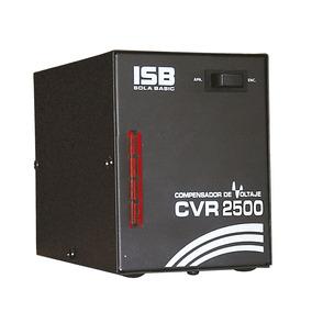 Compensador De Voltaje Sola Basic Cvr-2500 P/refrigeradores