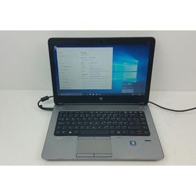 Notebook Hp Probook 645 G1 A6-4400m Windows 10 Pro