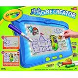 Crayola Magic Scenator - Kit De Dibujo Para Niños, Juguetes