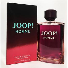 Perfume Joop Homme 200ml - Original A Pronta Entrega