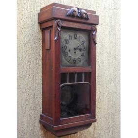 ef574236f95b0 Relogio Carrilhao De Parede - Relógios De Parede Antigos no Mercado ...