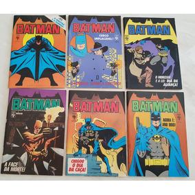 Lote Batman Editora Abril 2 A 7