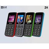 Celular Blu Z3/z4/z5 Dual Chip Tela 1.8 Cores Aleatórias
