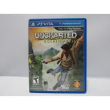 Uncharted: Golden Abyss - Ps Vita ¡fisico-usado!