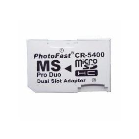 Adaptador Memory Stick Pro Duo Ms Psp Ps3 Camaras